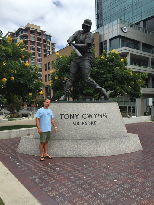 Happy 60th Birthday Tony Gwynn