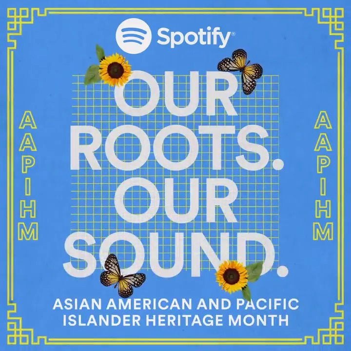 Dig deeper into the roots and sounds of Asian American & Pacific Islander Heritage Month. Celebrate with us in the #AAPIHM hub. ▶️ spoti.fi/AAPIHM