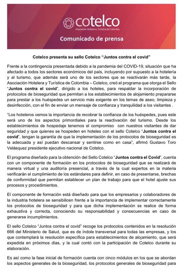 """#CotelcoComunica   Presentamos el sello Cotelco """"Juntos contra el COVID"""".   Pronto publicaremos los detalles para la adquisición del sello! https://t.co/A4uzMKbgKl"""
