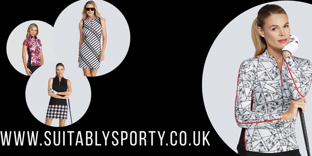 Find your style with our huge selection of ladies golf clothing and accessories http://www.suitablysporty.co.uk   @tailactivewear @NancyLopezGolf   #Golf #ladiesgolf #suitablysporty #golfing #ladiesgolfwear #golfstyle #golfapparel #ladiesgolfclothing #activestyle #playincomfortpic.twitter.com/BF2DW34HNg