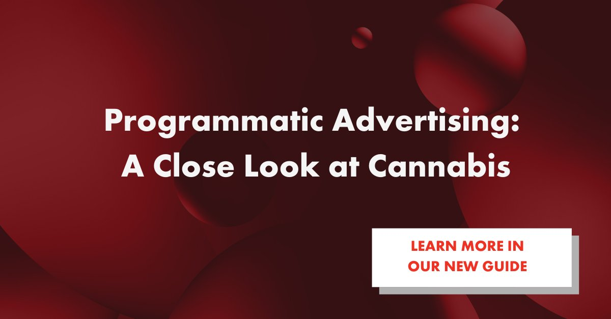 The cannabis industry is projected to reach $30 billion in revenue by 2025. @IAB released a new guide to help you confidently engage in #programmatic cannabis advertising. Learn more:  https:// bit.ly/3fHOipJ     #cannabismarketing <br>http://pic.twitter.com/6iTKJtmbAW