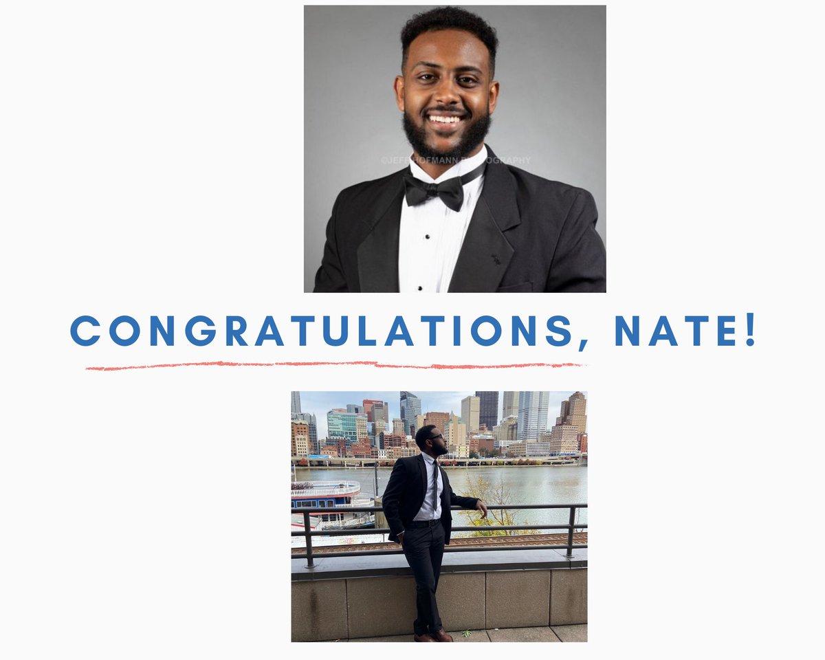 VT First-Gen Graduate Spotlight:  Today, @vt1stgen celebrates Senior Nate Weldegiorgis, a Computer Engineering major, on his graduation! Nate, we are very proud of you & your accomplishments! 🎉 Help us congratulate Nate on his graduation! #VTFirstGenGraduate #CelebrateFirstGen