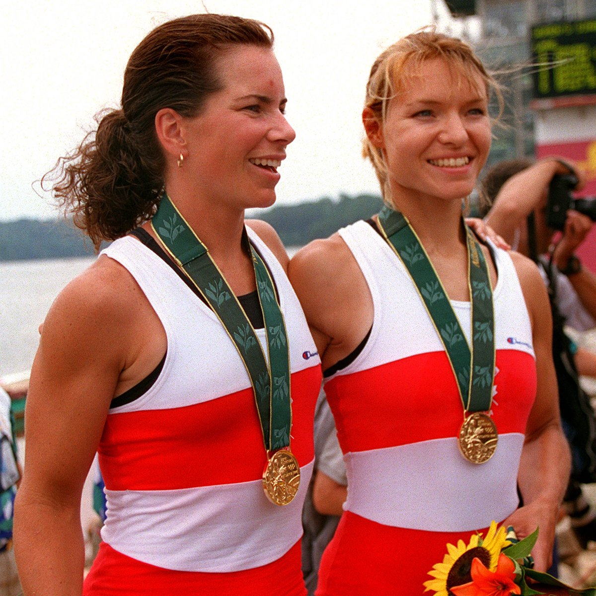 Team Canada On Twitter This Teamcanada Question Gave Some Of You Some Trouble Marniemcb And Kathleen Heddle Won In These Rowing Events Barcelona 1992 Pair Atlanta 1996 Doubles