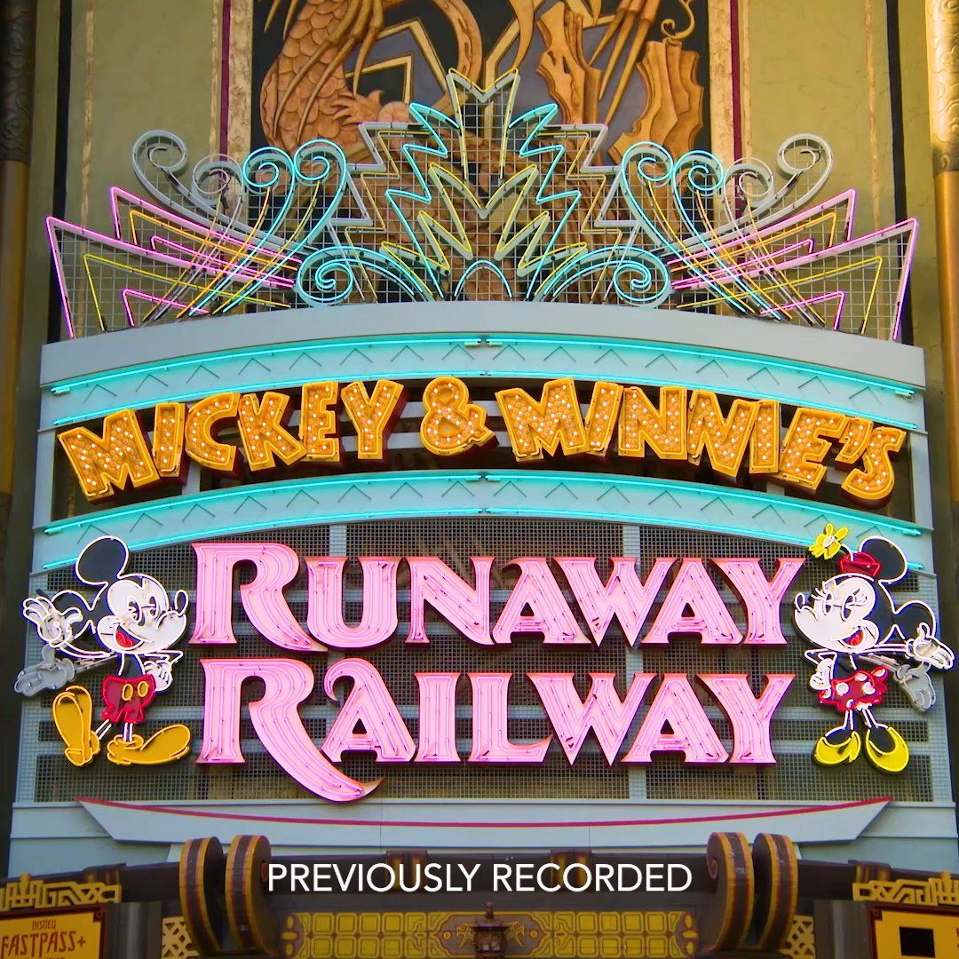 Experience @waltdisneyworld magic at home with a zany cartoon AR game inspired by the brand new attraction, Mickey & Minnie's Runaway Railway: Adventure Kit—only in #DisneyNOW 🚂🛤 🚘#DisneyMagicMoments #MouseRulesApply #ad
