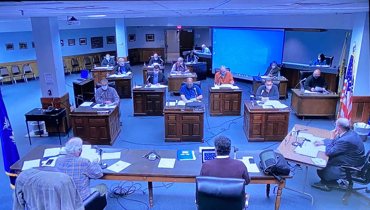 Supervisors get update on reopening, hear concerns from residents in Seneca County