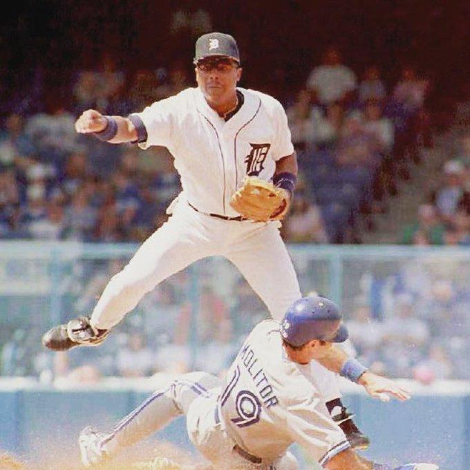 Happy 63rd Birthday to my favorite ballplayer Sweet Lou Whitaker.