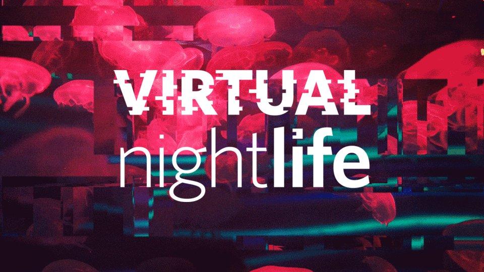 ✨ This week on Virtual NightLife, Vol. 4, streaming live on @calacademys YouTube & Facebook channels. → Cunamacué 🕺💃 → @CASBirdman 🐦 → @afrittspenniman 🌊 → @ivan___cash 📽️ → @510PK + Sariwa Kitchen 🍠 Watch Thursday @ 7pm PT: bit.ly/2SXtRva