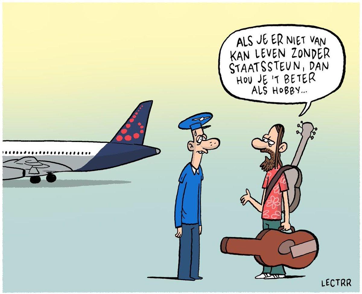 "lectrr on Twitter: ""#cartoon #brusselsairlines #lufthansa #staatssteun  #subsidieslurpers (via https://t.co/8WGnk3Opbs)… """