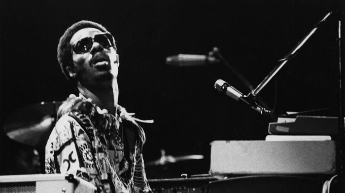 Happy Birthday Steveland Morris, AKA Stevie Wonder!