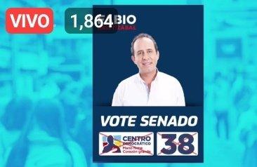 El Superintendente que intervino el hospital del Magdalena fue candidato al Senado por el Centro Democrático.  Ahora en vivo con el Gobernador @carlosecaicedo https://t.co/w3PoeI5F0s https://t.co/gQk57XJCIJ