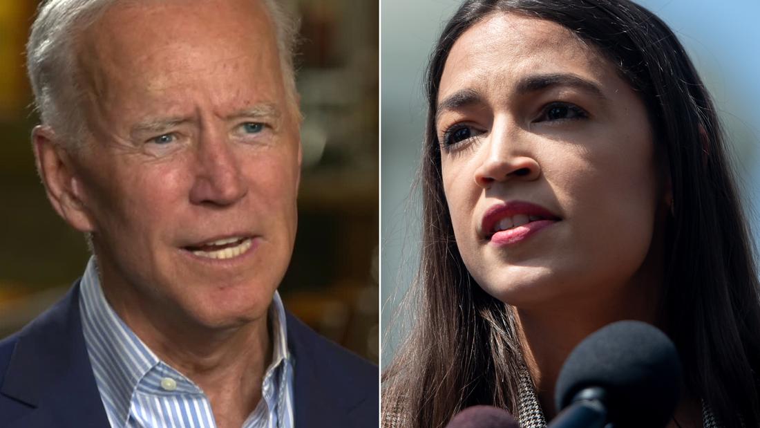 Rep. Alexandria Ocasio-Cortez to co-chair Biden campaign climate task force cnn.it/2LkrU86