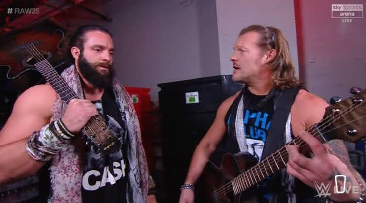 Remember when WWE teased us with these match ups with @IAmEliasWWE? I will never forget!! https://t.co/cL1bEzIcS5