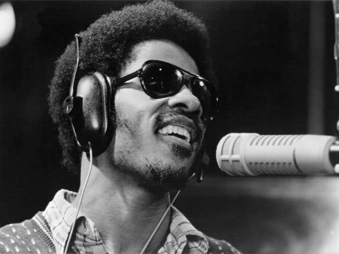 Happy birthday to my hero, Stevland Hardaway Morris aka Stevie Wonder!!!!