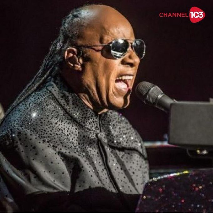 Happy 70th birthday to the amazing Stevie Wonder!