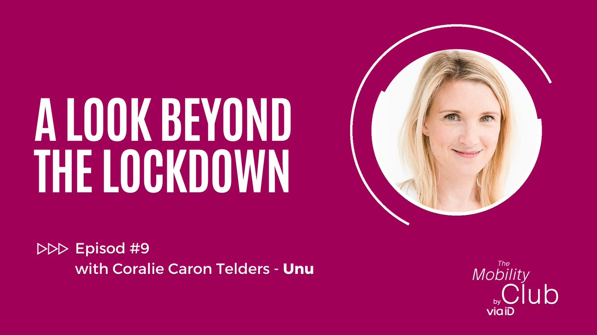 Our French Country Manager @TeldersCaron talked to @via__id to share an outlook beyond the lockdown and how she's experienced the decongestion of cities, skies and lives during the past two months. https://t.co/D9H1Z8cVu6 https://t.co/PWovrJxmvO