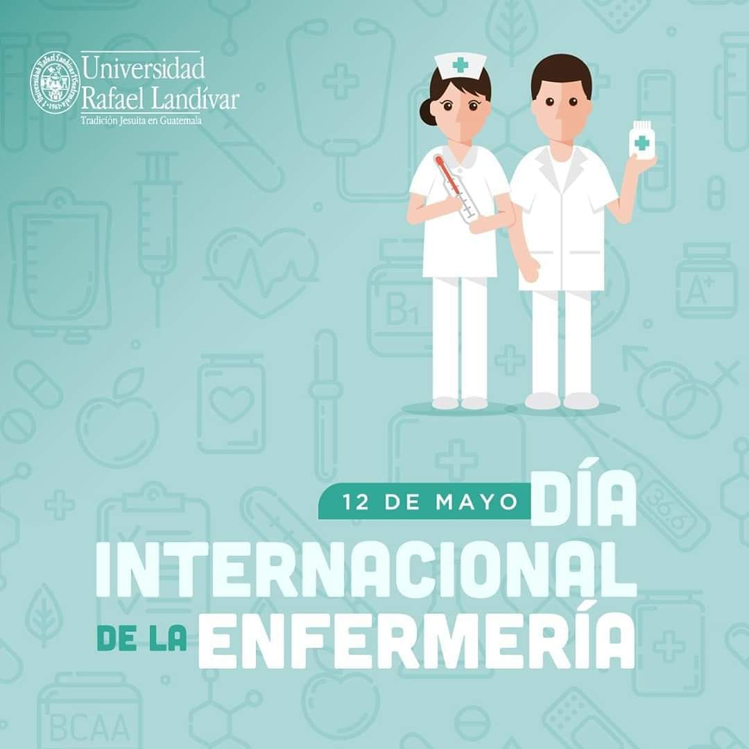 #DiaInternacionaldelaEnfermeria ❤❤❤👩⚕️👨⚕️💉 https://t.co/4dZxB7mGsf