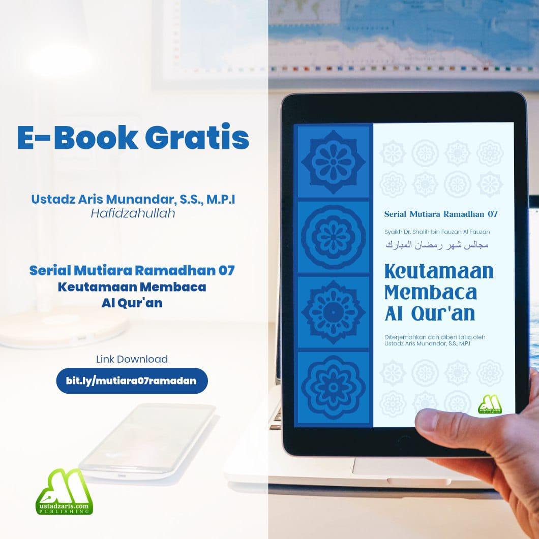📒Serial Mutiara Harian Ramadhan 07📒  ⬇️⬇️⬇️⬇️⬇️⬇️⬇️ Unduh E-Book di sini: https://t.co/rXrmn5ousg  atau melalui link ini jika ingin melihat koleksi lain: https://t.co/OMwSIu8Cuf https://t.co/bPrT5P7wMY