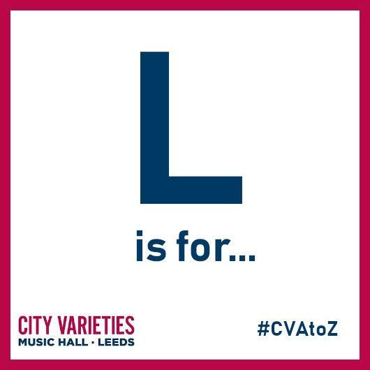 L is for Live Streaming! Having installed state-of-the-art cinema equipment a few years ago, the country's most famous music hall is equipped to stream live and pre-recorded events, as well as art and museum exhibitions to Leeds audiences.    #CVAtoZ #LiveScreening @NTLive https://t.co/UPvApw2wC8