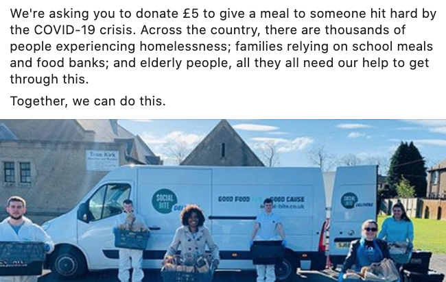 Scotland, we need your help - please donate and spread the word! 🏴󠁧󠁢󠁳󠁣󠁴󠁿❤️ bit.ly/2YY3glD
