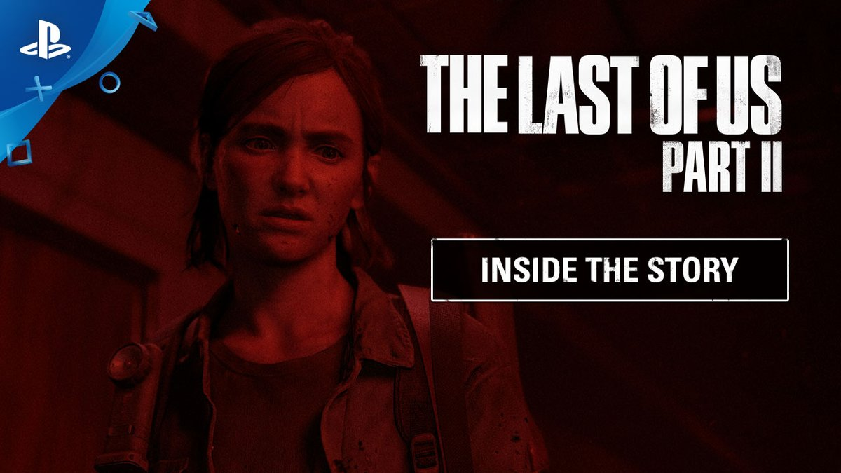 """Introducing our new """"Inside The Last of Us Part II"""" video series! Today and over the next few weeks, we'll be releasing new episodes that take a closer look at the game--from the gameplay to the setting.   First up, we're talking story. Watch it here: https://t.co/CMAWMAIUqU https://t.co/ewlFoTDFmo"""