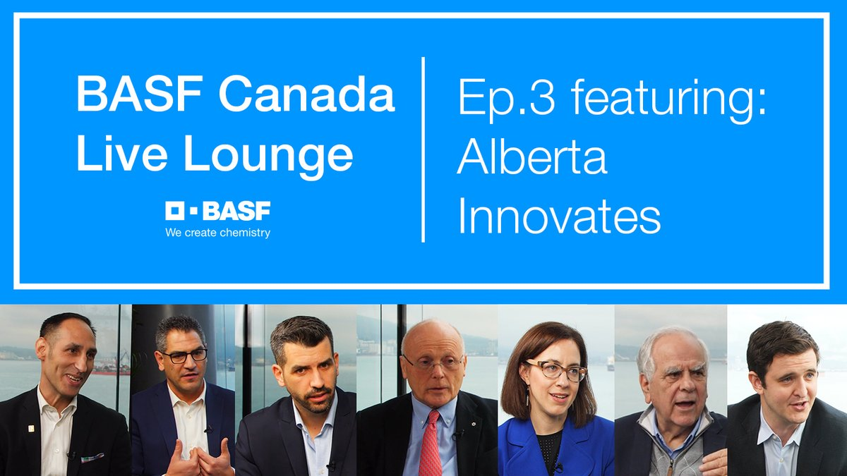 Episode 3 of the Live Lounge series hosted by BASF Canada at #GLOBE2020 is live! Learn more about how companies are committed to #sustainability and transitioning to a #circulareconomy. Ep. 3 features Axel Meisen from @ABInnovates. Watch it here--> https://t.co/HikmXFJzKZ https://t.co/G7cq4kADST