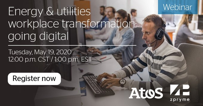 Mark your calendars and join the webinar featuring @Zpryme, Atos and @SCE . We'll...
