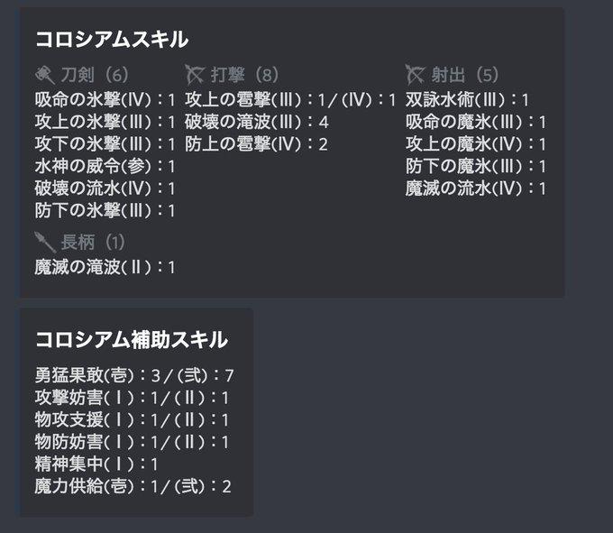 シノアリス データベース 防具