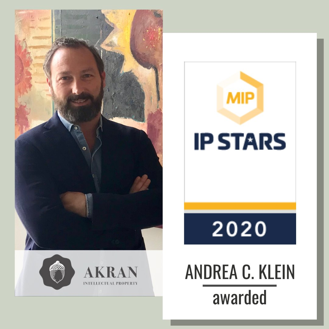 test Twitter Media - Congratulations to our partner @AndreaCKlein for being named by IP STARS as #trademark Trademark Star 2020 in the Trademark strategy & counseling area.  We are always happy to know that our efforts and our professionalism are constantly recognized and rewarded! https://t.co/mDra0Ek9vi