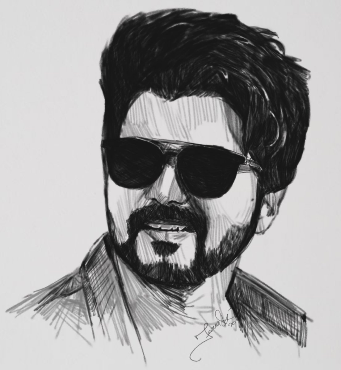 Jeeva Artist On Twitter Today S Pencil Sketch Our Thalapathy Vijay Anna We Are Waiting For Master Movie Master Pencil Sketch Art Thalapathy Vijay Https T Co 6fev33vsi3