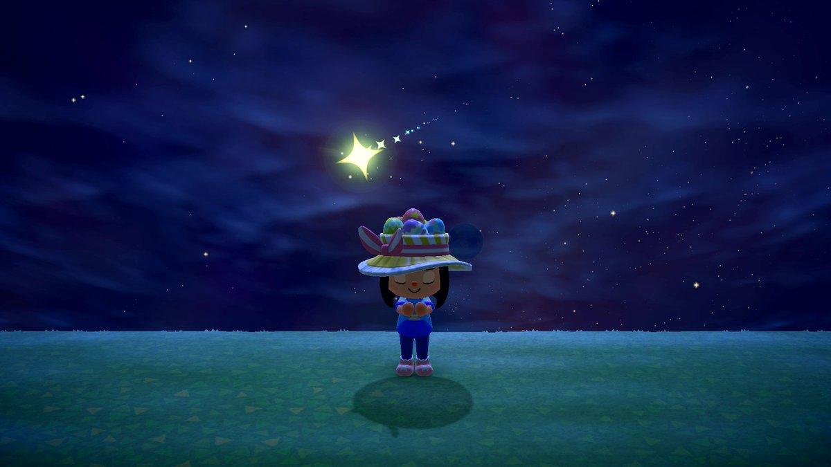 あつ森 流れ星 お祈りの仕方 あつ森流れ星お祈りタイミングいつ?願い事の願い方には秘密があった...