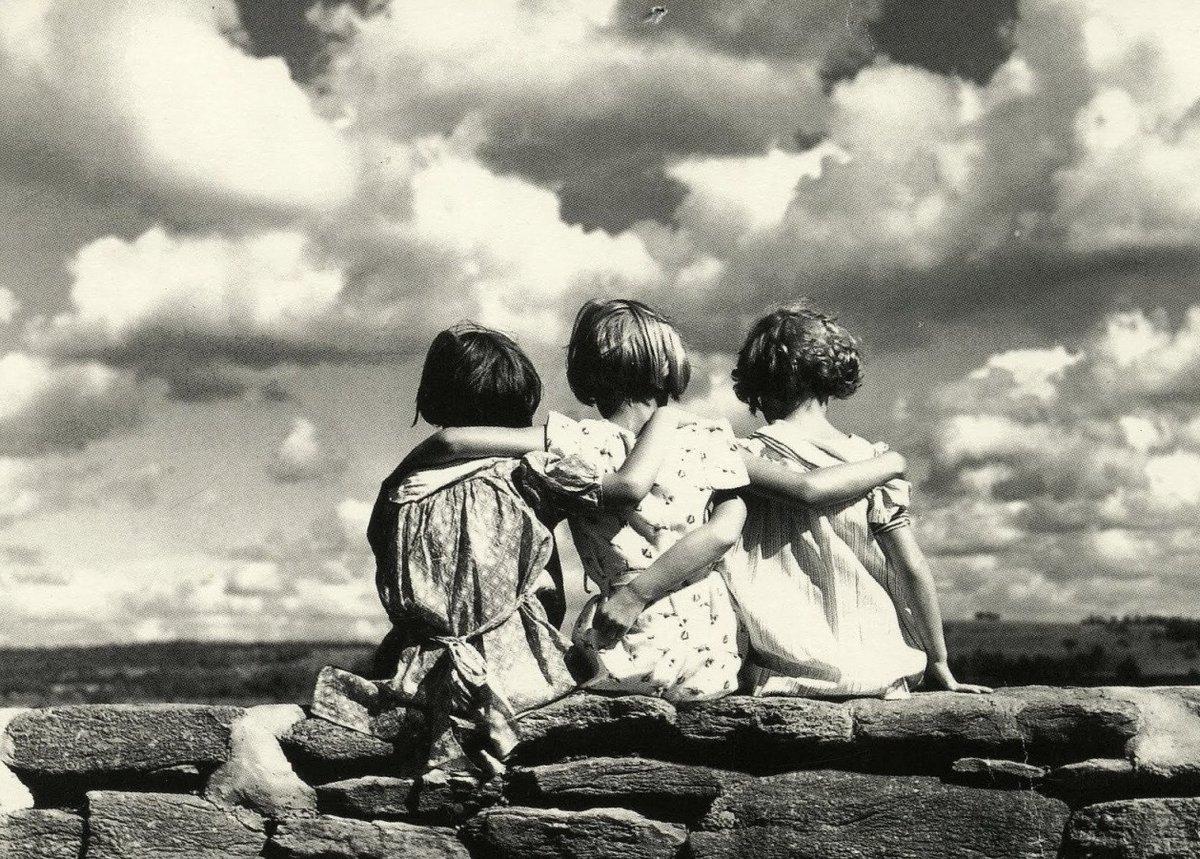 Robert Doisneau, Friendship.