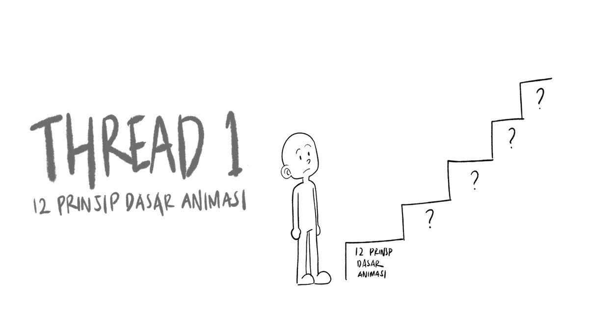 Gambar Animasi Anticipation Thread Nurulhudabaru 12 Prinsip Dasar Animasi A Thread Kumpulanthreadanimasi
