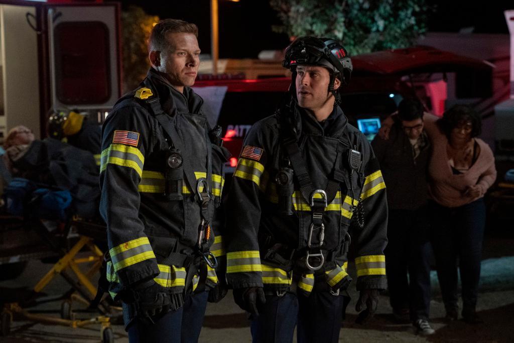 911 служба спасения 4 сезон дата выхода
