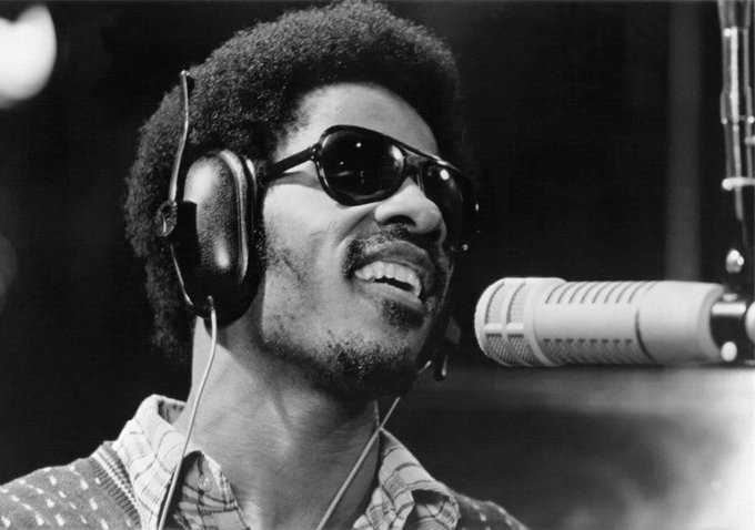 Happy 70th Birthday to my guy Stevie Wonder!