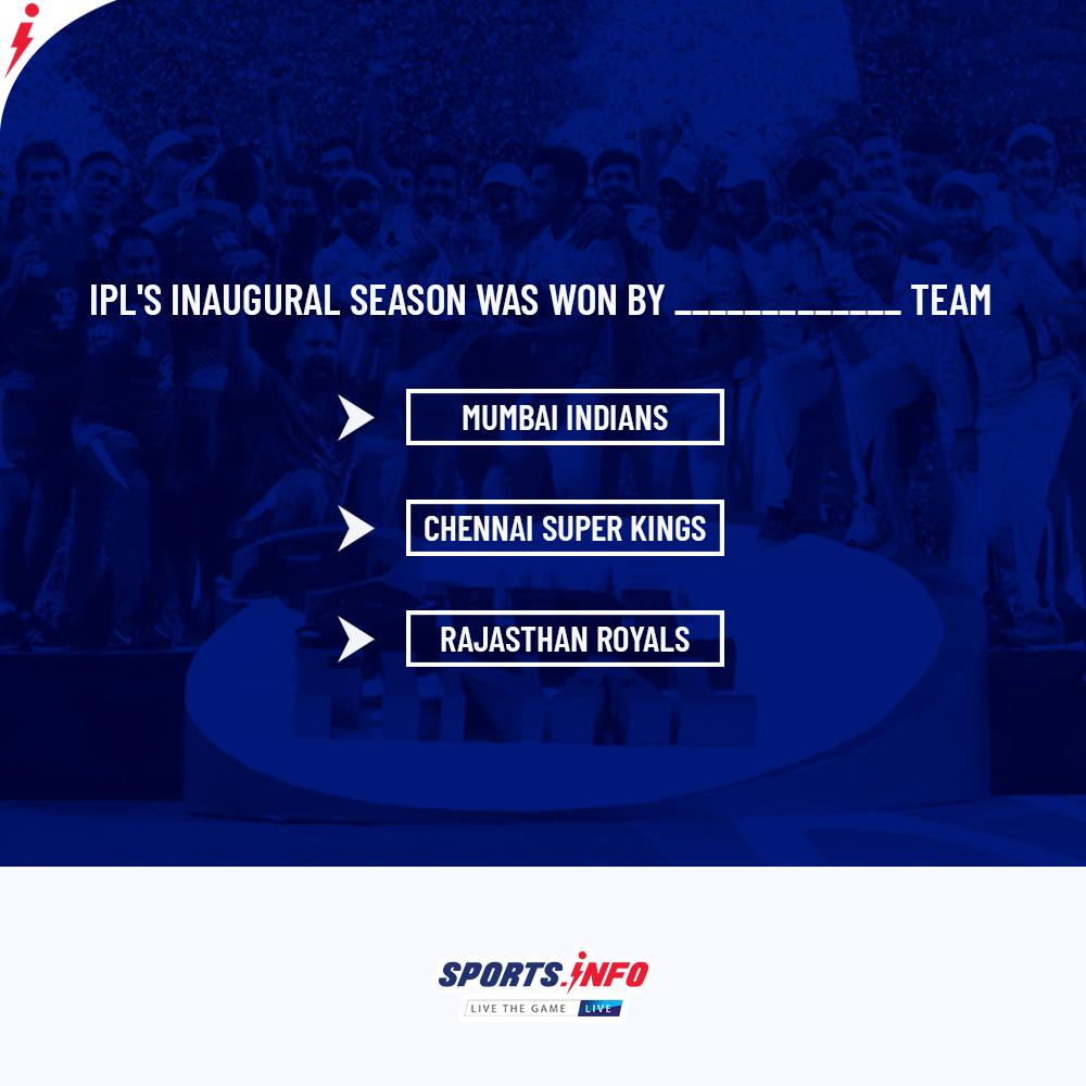 Let's test your IPL knowledge 🤔😎👇 . . . #IPL #Quiz #GameOnWithSportsDotInfo #SportsDotInfo #babarazam #KhelBolega #WednesdayThoughts #Record