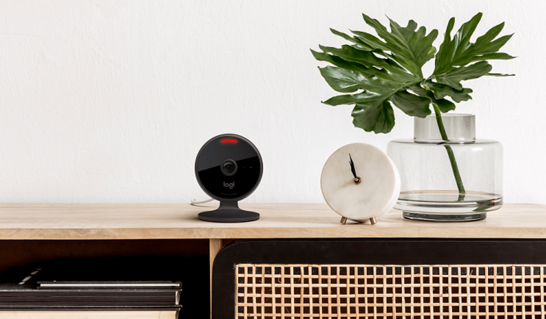 Logitech's latest security camera supports Apple HomeKit Secure Video