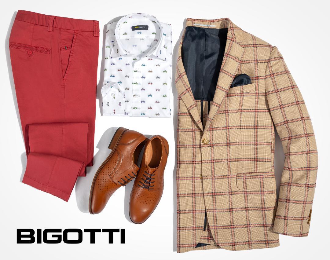 The #plaid #blazer, one of the best to #smarten up your #seasonal #wardrobe. Check out our awesome selection on https://t.co/g0OpjxoA4o! #Bigottiromania #Romania #stilmasculin #sacouri #carouri #mensfashion #menswear #mensclothing #mensstyle #styleoftheday #checks #lookoftheday https://t.co/h9UshXOVg7