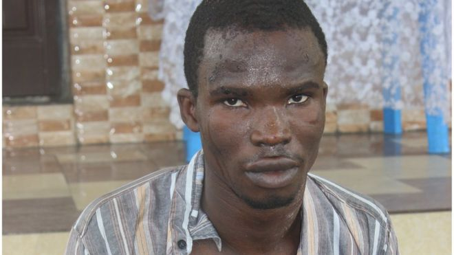 Ifeanyi Dike, man accused of defiling, killing 8-year-old girl