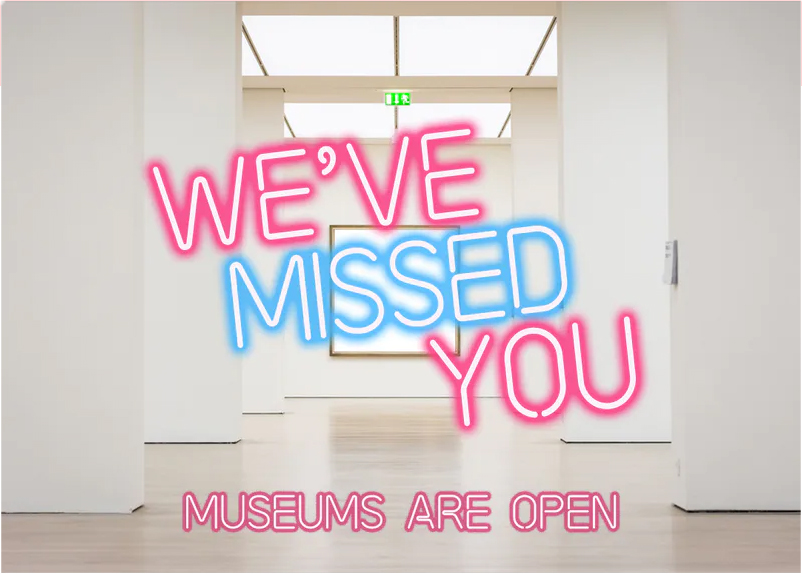 Guess what ? We're back and we've missed you! These museums are reopening from 18 May onwards: https://t.co/qOxibWbwNn #museumsareopen #COVIDー19 #Belgium @visitbrussels https://t.co/OaJIW8q4aR