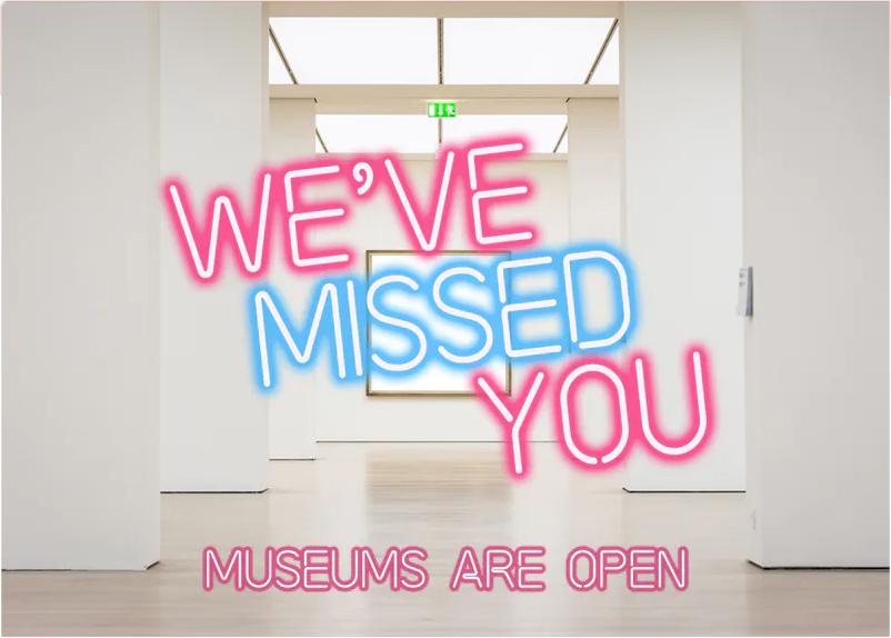 Bonne nouvelle ! Ces musées rouvrent à partir du 18 mai : https://t.co/xG8HeFx8Ws #museumsareopen #COVIDー19 #Belgium @visitbrussels https://t.co/3J5GhLbNwb