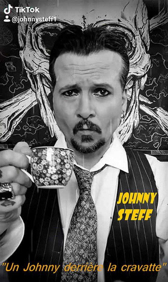 Retrouver moi sur Tik Tok à @johnnysteff1 #johnnysteff #sosiejohnnydepp #johnnydepp #johnnydepplookalike pic.twitter.com/T0KTxWYtp7