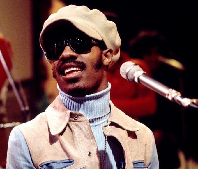 Happy Birthday to the legendary Stevie Wonder!