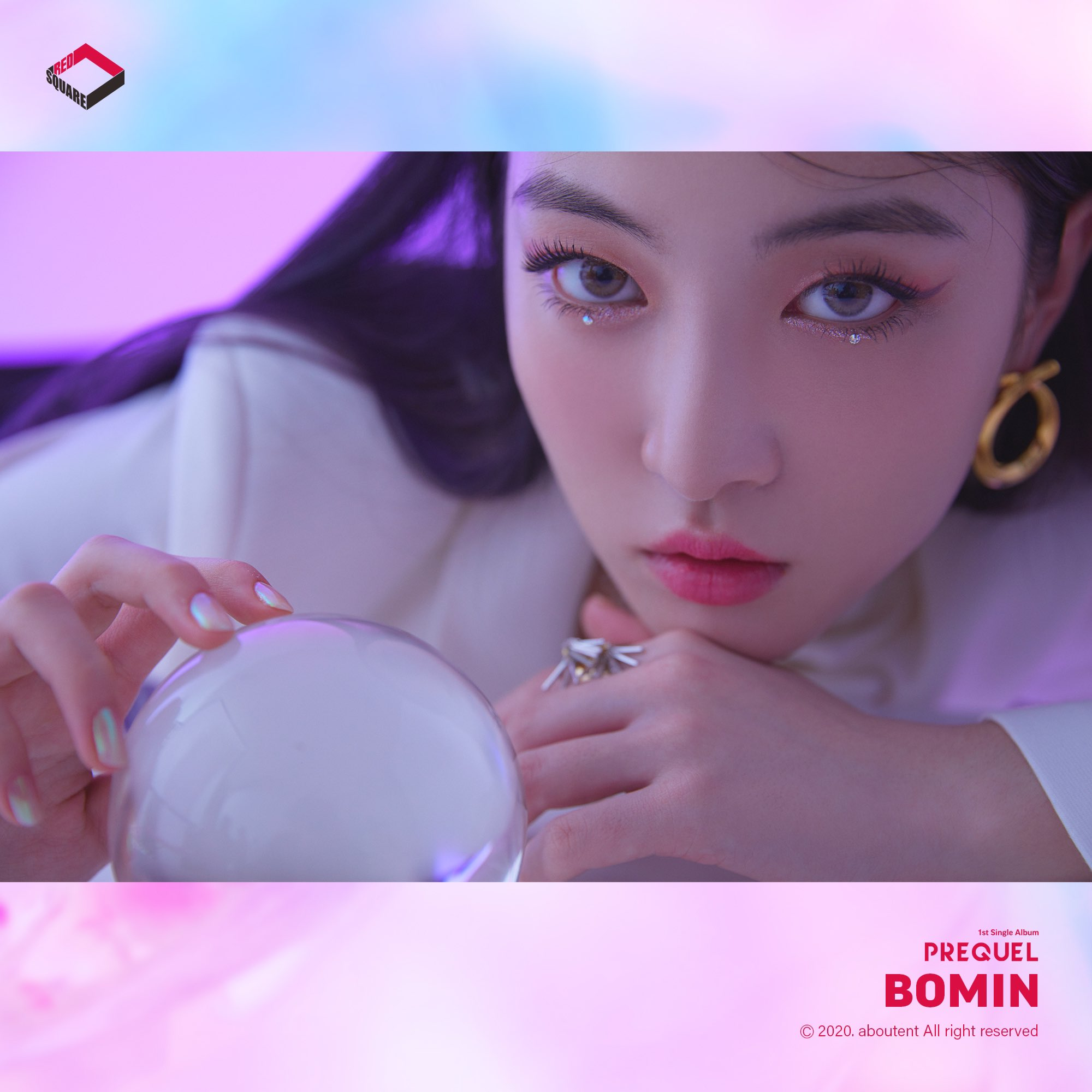 """Kpop_Girls_Spain on Twitter: """"#RedSquare 1st single album #Prequel #Teasers #Debut #Arin #Bomin… """""""