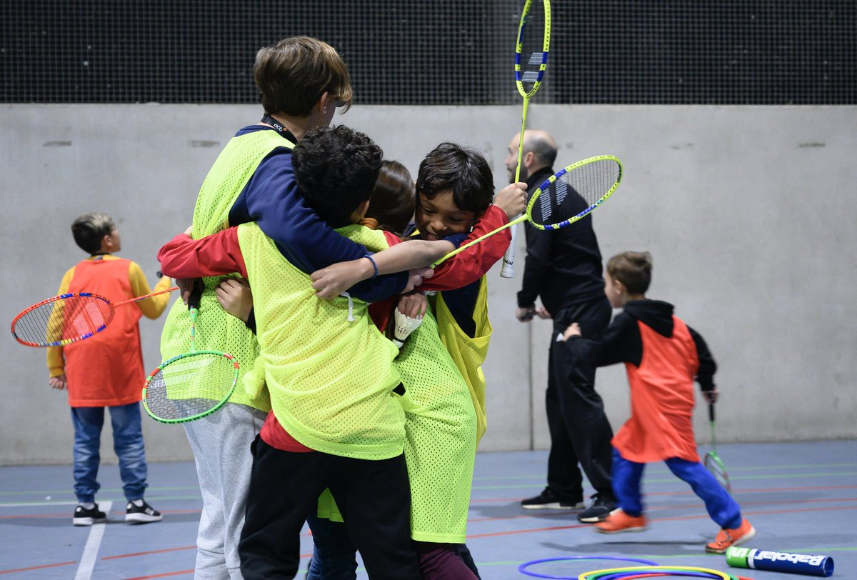 At the #RafaNadalFoundation, we are working towards a very clear objective: To strengthen the integration and the personal and social development of children and young people. Our work focuses on facilitating equal opportunities through #sport and #education https://t.co/xXmdMrpdba