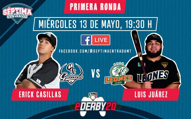 Guerreros de Oaxaca vs Leones de Yucatán eDerby LMB 2020