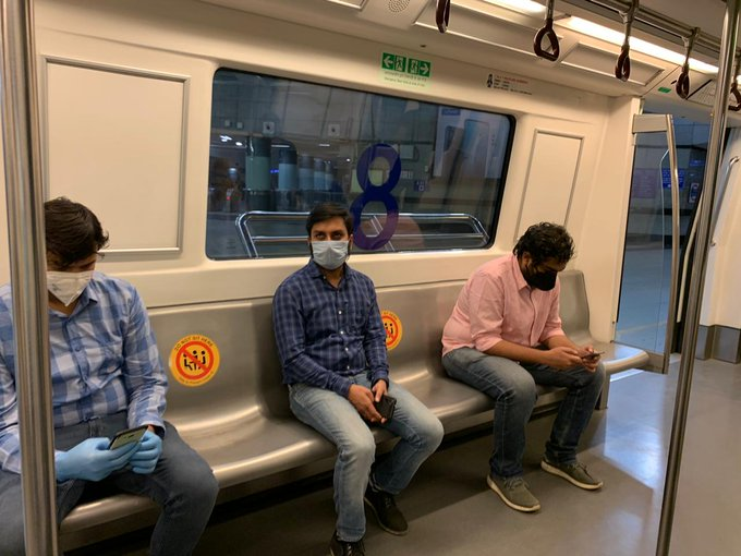 Suspense Over Resumption Of Delhi Metro Remains, Will Inform After Decision, Says Dmrc