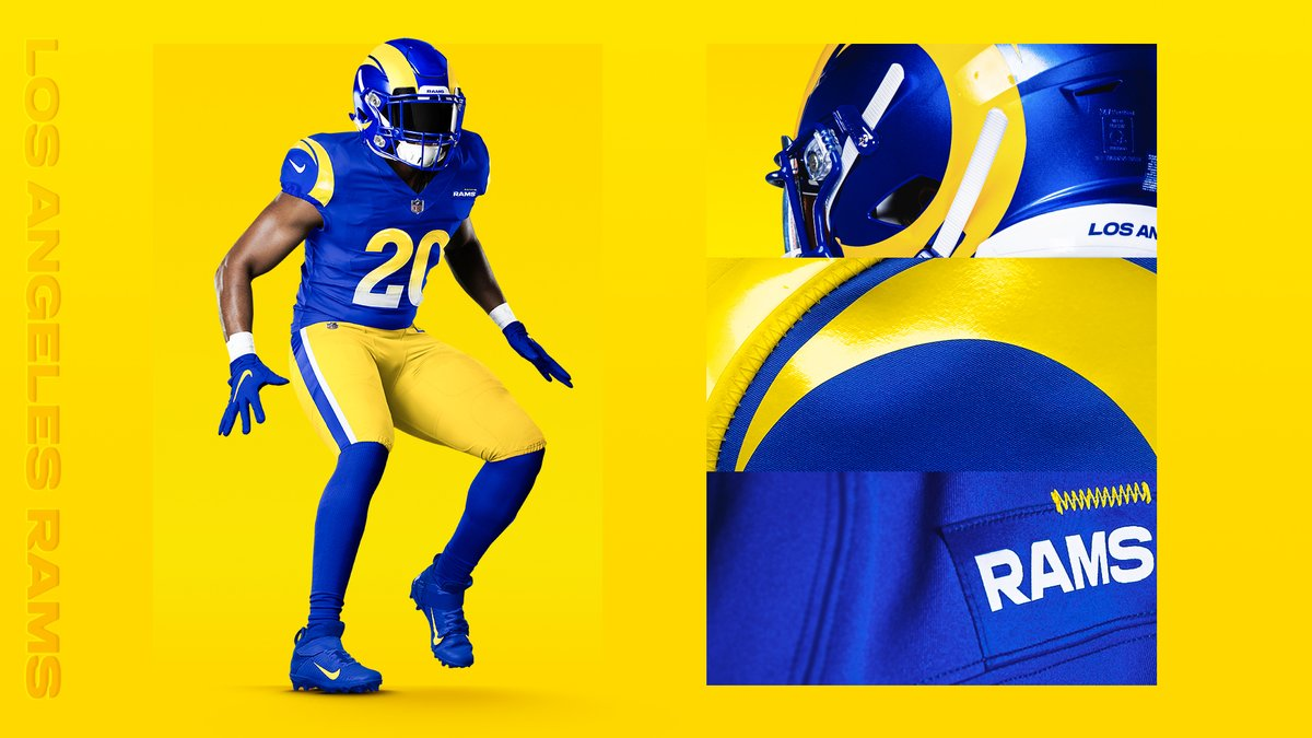 Los Angeles Rams On Twitter Inspired By History