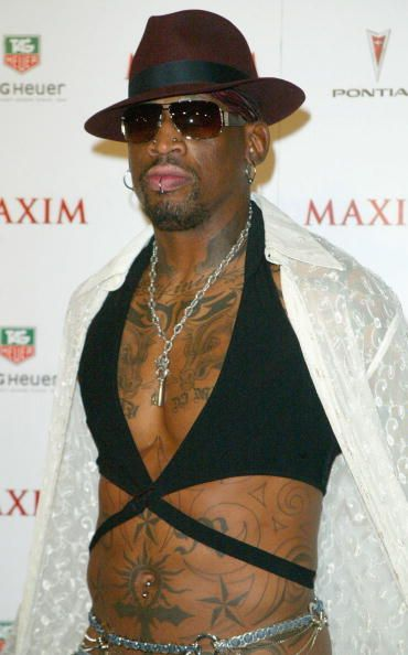 Happy Birthday to my all-time favorite CD: Dennis Rodman!! Born May 13, 1961