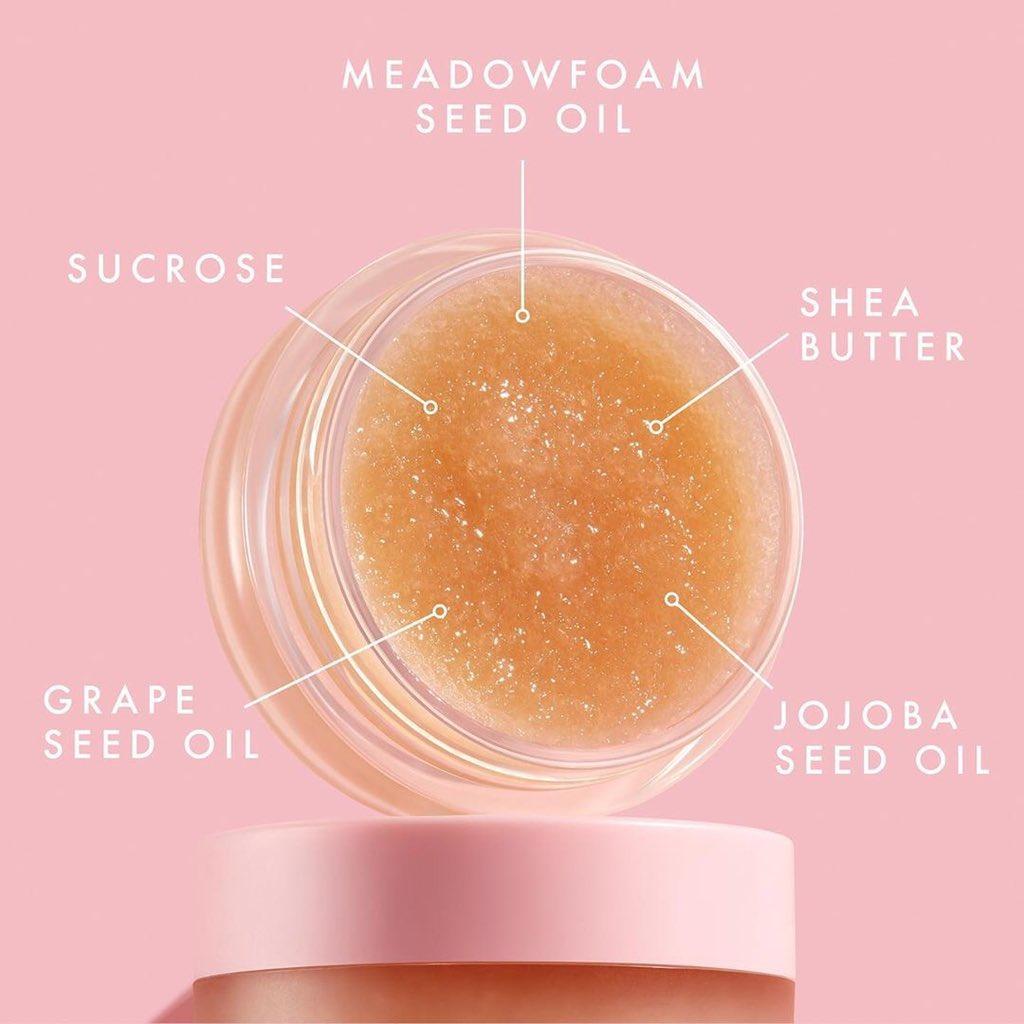 Why we love our Sugar Lip Scrub ingredients! 💋