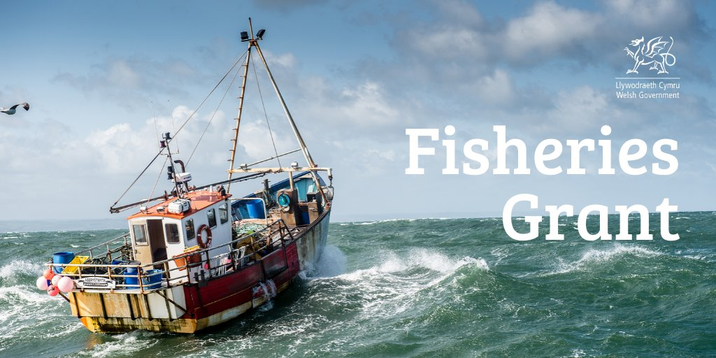 Find out more on the #Fisheries Grant here 👇 gov.wales/welsh-fisherie…